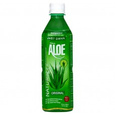 Just Drink Aloe Original Bottle 500ml Drinks