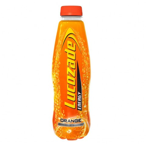 Lucozade Energy Orange 500ml Drinks