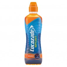 Lucozade Orange Sports Cap Bottle 500ml Drinks