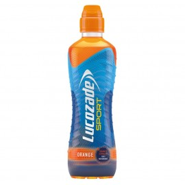 Lucozade Orange Sports Cap Bottle 500ml Drinks