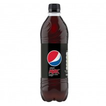 Pepsi Max Bottle 600ml