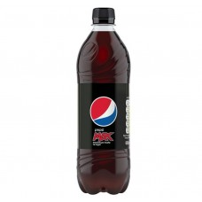 Pepsi Max Bottle 600ml Drinks