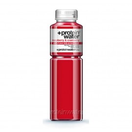 Protein Water Co Raspberry & Cranberry 500ml Drinks