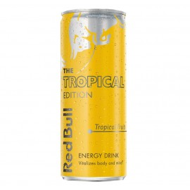 Red Bull Editions Tropical 250ml Drinks