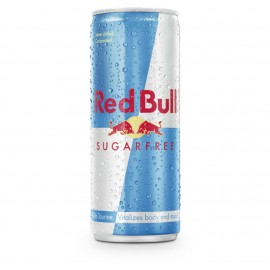 Red Bull Sugar Free 250ml Drinks