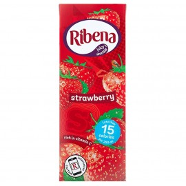 Ribena Strawberry Carton 250ml Drinks