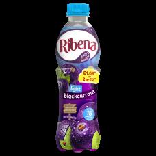 Ribena Blackcurrant Light £1.09 PM Bottle 500ml Drinks