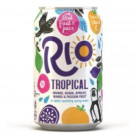 Rio Tropical Can 330ml Drinks