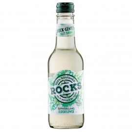 Rocks Elderflower Bottle 250ml Drinks