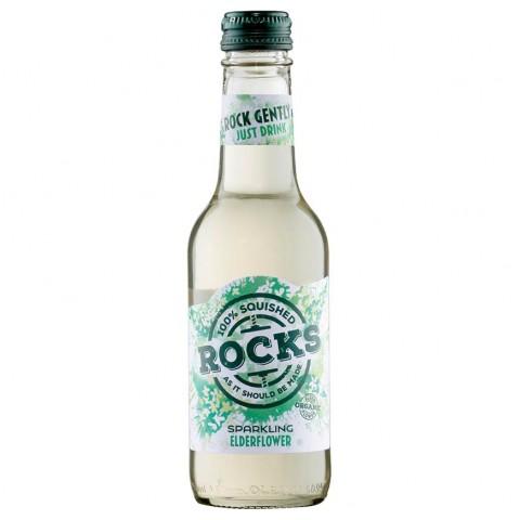 Rocks Elderflower Bottle 250ml Drinks