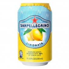 San Pellegrino Limonata Can 330ml Drinks