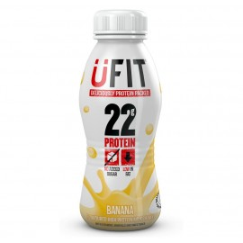 UFIT Protein Shake Banana 310ml Drinks
