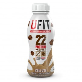 UFIT Protein Shake Iced Latte 310ml Drinks