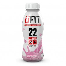 UFIT Protein Shake Strawberry 310ml Drinks