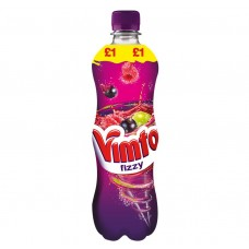 Vimto Fizzy Bottle £1 PM 500ml Drinks