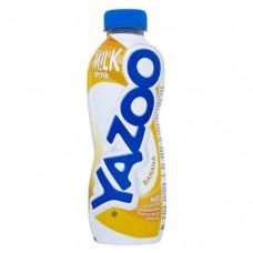 Yazoo Milk Banana Bottle 400ml Drinks