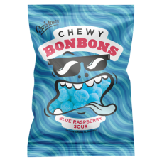 Bristows Sour Blue Raspberry Bon Bons 150g Food