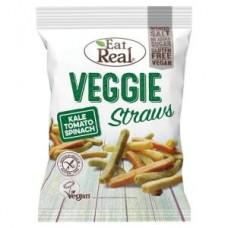 Eat Real Veggie Straws 45g Food