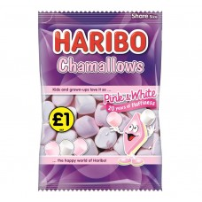 Haribo £1 PM Chamallow 160g 12 pack Food