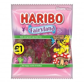 Haribo £1 PM Fairyland 180g 12 pack Food