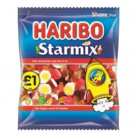 Haribo £1 PM Starmix 180g Food