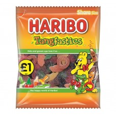 Haribo £1 PM Tangfastics 180g 12 pack Food