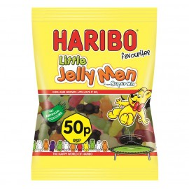 Haribo 50p PM Jelly Men 70g Food