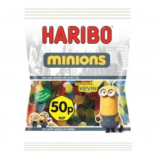 Haribo 50p PM Minions 70g Food