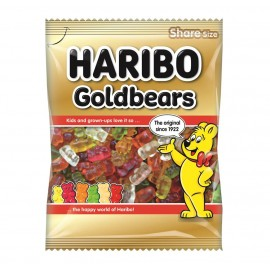 Haribo Goldbears 140g Food