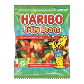 Haribo Jelly Beans 140g Food