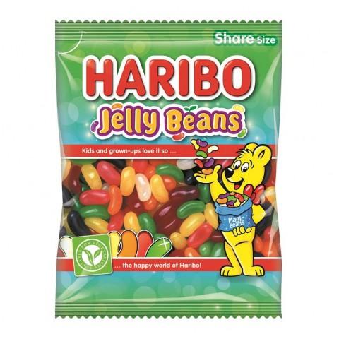 Haribo Jelly Beans 140g Food