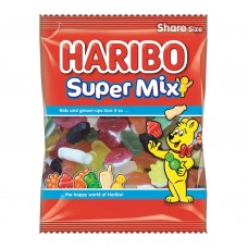 Haribo Super Mix 140g Food