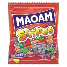 Maoam Stripes 140g Food