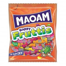 Maoam Happy Fruttis 140g Food