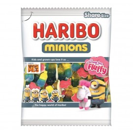 Haribo Minions 140g Food