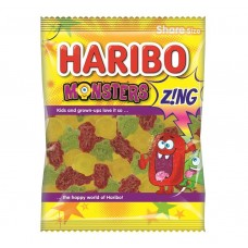 Haribo Monster Zing 140g Food