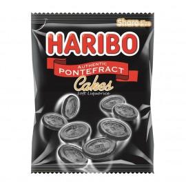 Haribo Pontefract Cakes 140g Food