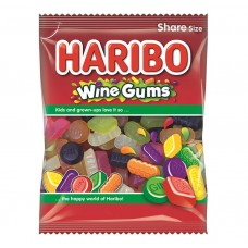 Haribo Wine Gums 140g Food