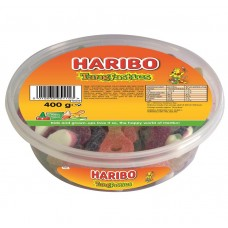 Haribo Tangfastic Drum 400g Food