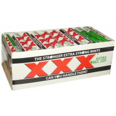 XXX Extra Strong Mints 5 Pack Food