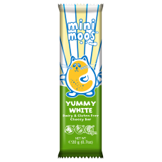 Moo Free Small Yummy White 20g Food