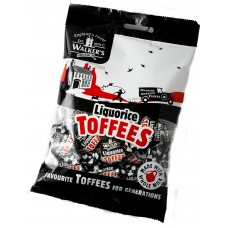 Walkers Nonsuch Licorice Toffee 150g Food