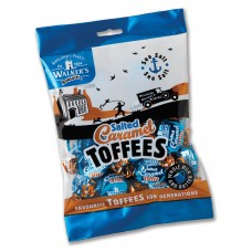 Walkers Nonsuch Salted Caramel Toffees 150g Food