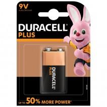 Duracell 9v Plus Power 1 Pack