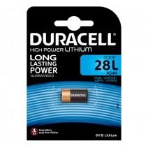 Duracell Lithium 28L 6v 1 Pack