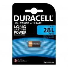Duracell Lithium 28L 6v 1 Pack Hardware