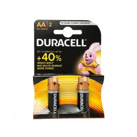 Duracell AA Plus Power 2 Pack Hardware