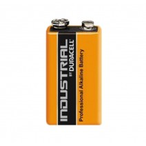 Industrial by Duracell 9v Batteries