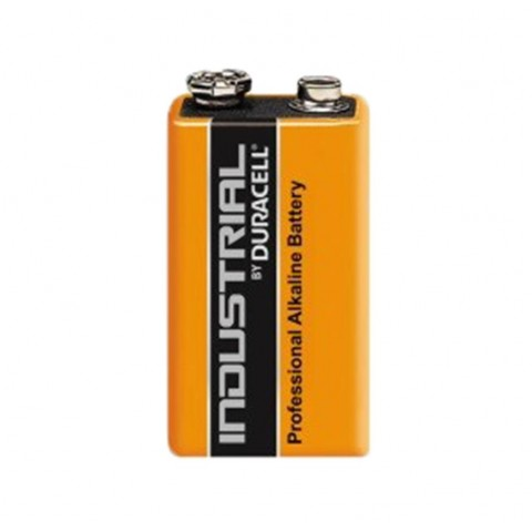 Industrial by Duracell 9v Batteries Hardware