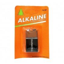 Alkaline Duracell 9v 1 Pack